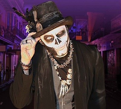 The heart of any New Orleans haunted tour is the quality of their ghost tour guides.