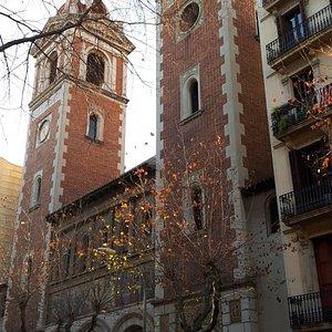 Basílica de San José Oriol