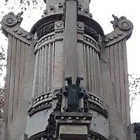 Detalle Pedestal