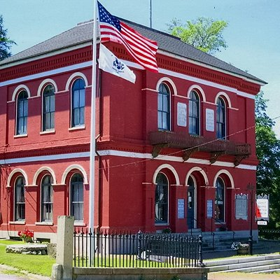 Coast Guard Heritage Museum -- located in the historic Old Barnstable Customs House.