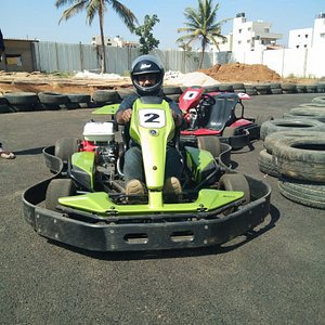 Best GoKarting Track in Bangalore