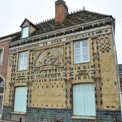 Maison Greber - facciata