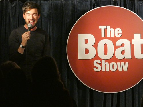 Jack Whitehall at The Boat Show Comedy Club