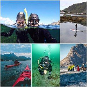 Main photo Lofoten Diving