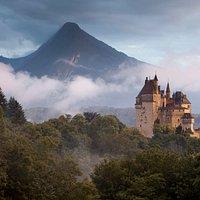 Chateau de Menthon - Diamant Brut de la Haute Savoie