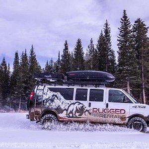 Rugged Van