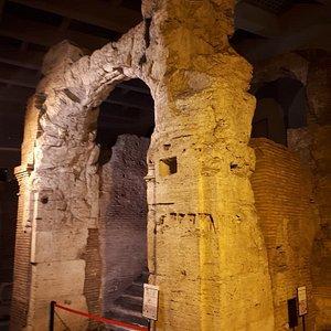 Scalinata antica