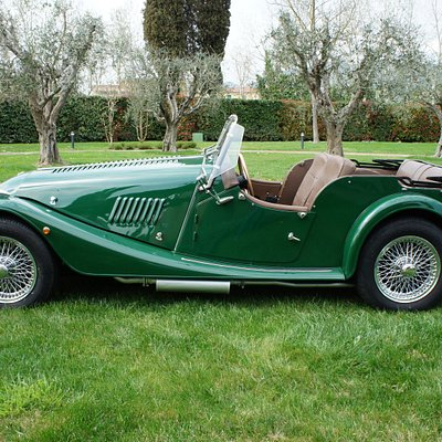 Morgan 4/4 4-Seater 1600cc