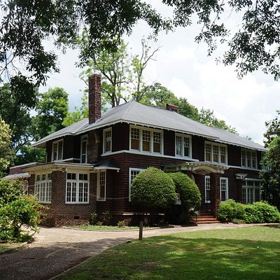The Fitzgerald Museum - 919 Felder Ave. The Fitzgeralds lived at Felder Ave from 1931 - 1932.