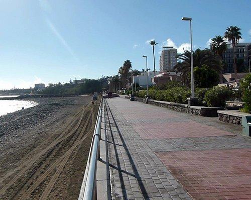 View of Beach and Promenade