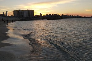 From the beach of Marsa Matrouh, Egypt