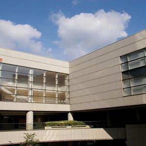 東京オペラシティ アートギャラリー 外観