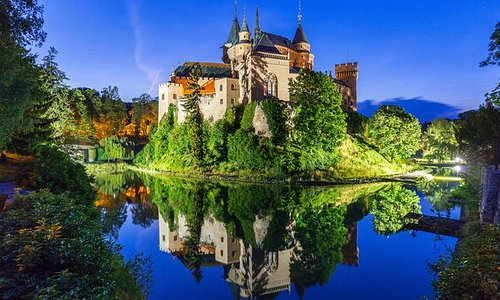 Famous Bojnice castle - one day tour from Bratislava-Vienna