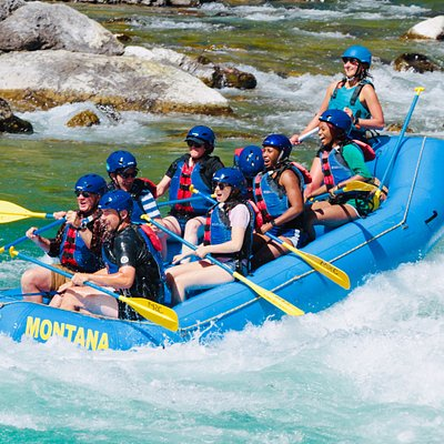 Let's go rafting! Half day, full day, and multi-day adventures available.
