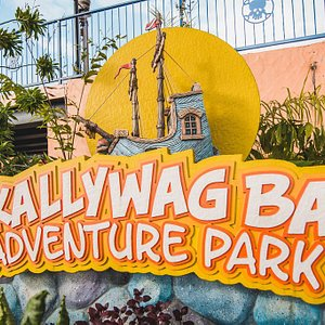 Welcome to Skallywag Bay Adventure Park