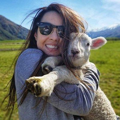 Cuddle baby animals!