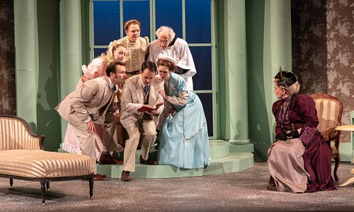 The Importance of Being Earnest (2017-2018 Season)