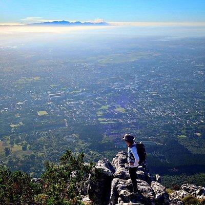 View from Devil's Peak