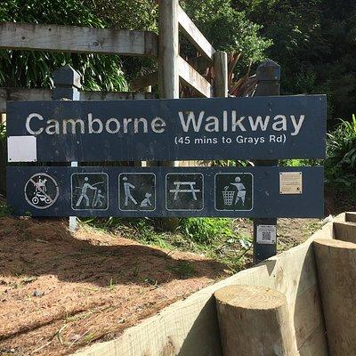 Camborne Walkway