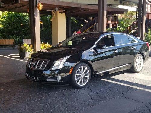 VIP Cadillac XTS