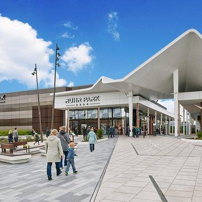 RUHR PARK  Tauchen Sie ein in die bunte Shopping-Welt des Ruhr Park und bummeln Sie durch unsere zahlreichen Shops.