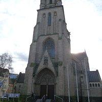 St. Ludger, im Stadtteil Duisburg-Neudorf.