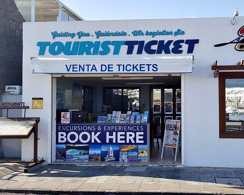 Touristticket en Puerto del Carmen