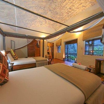 Mahogany Springs - Luxury Gorilla Safari Lodge
