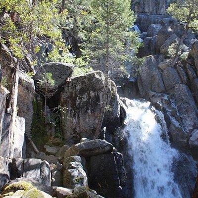 Lower Chilnualna Falls Trail