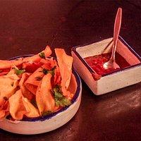 Chips de la casa