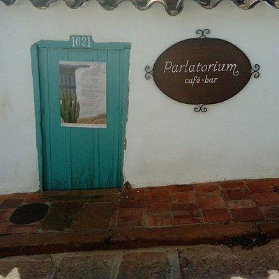 we open when we arrive...