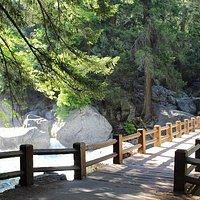 Sierra Point Bridge