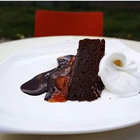 dessert-sacher,icecream