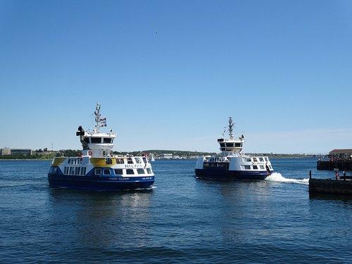 Halifax Ferry2隻