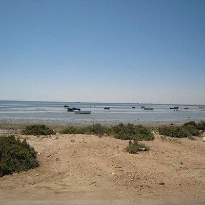 Chaussée romaine plage