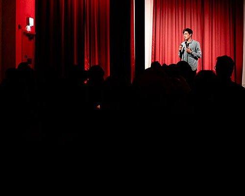 Jimmy Furre MC @ Seven Dials Comedy.