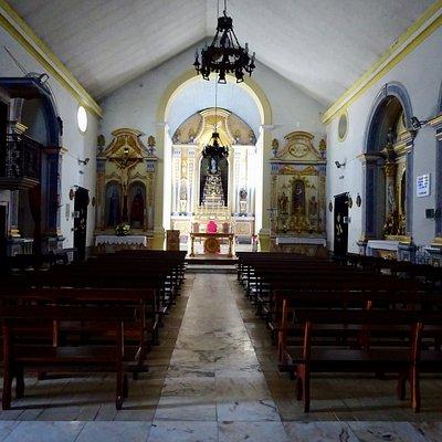 Igreja de Ferragudo - interior