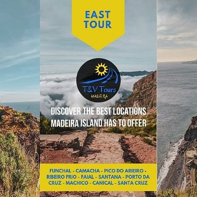 Discover the best locations Madeira Island has to offer with our East Tour