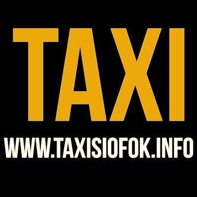 Taxi Siófok Info Logo