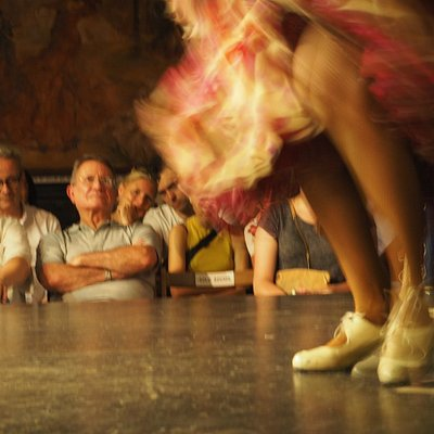 Among the exeriences we offer.. Flamenco inside local's venues