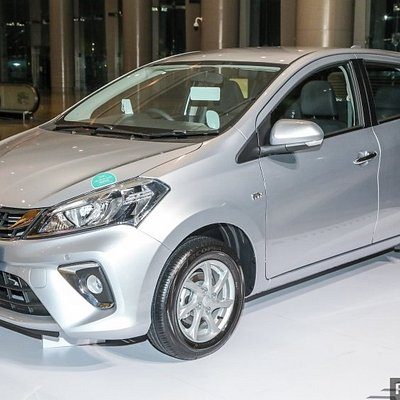 Perodua myvi as low as rm 120/day