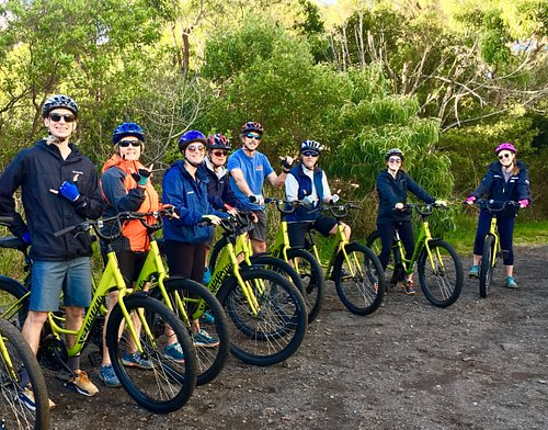 Getting ready for another awesome downhill bike ride, here we goooooo