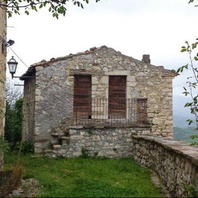 Scorcio borgo di Santa Caterina