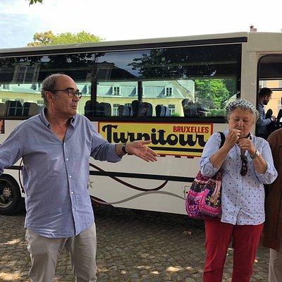 Beau succès pour le lancement du Turpitour agrémenté de footitude le week-end du 16 juin 2018.