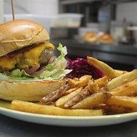 Hamburger di Marango