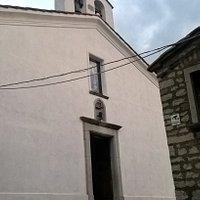 veduta esterna della chiesa