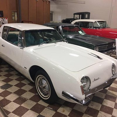 1963 Studebaker Avanti R2 with a 4 speed! Now on display!