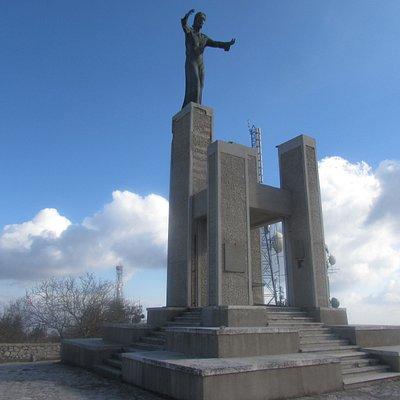 Statua di Gesù Redentore