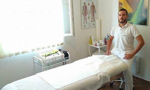Mate Relja physiotherapist