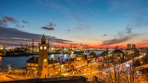 Hamburg/Landungsbrücken